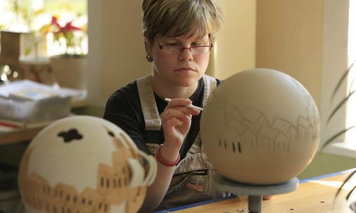 Keramikwerstatt