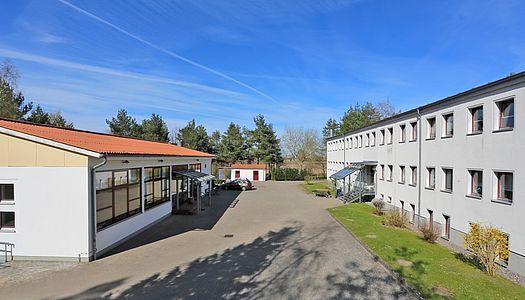 Stralsunder Werkstätten Wohnhaus Neu Lüdershagen