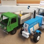 Traktor und Multicar